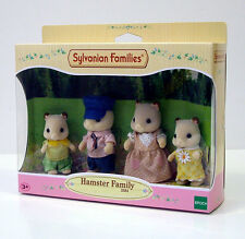 SYLVANIAN FAMILIES HAMSTER FAMILY +3A COD.3584