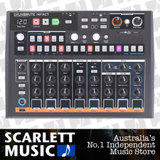Arturia Drumbrute Impact Analog Drum Machine Synthesizer Sequencer