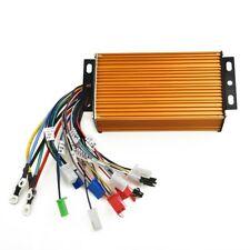 1pcs Controller E-Bicycle Part 48V-64V Electric 2000W Dual-Mode BLDCM Brushless