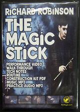 Richard Robinson's Magic Stick : New Dvd