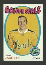 Gary Jarrett California Golden Seals 1971-72 Topps Hockey Card #93 EX/MT