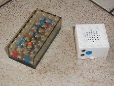 Lego 118  Classic Train Eisenbahn 4,5V  Control Block + Membranstein