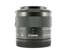 Canon EF - 28mm f3.5 Macro IS STM M