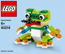 LEGO 40214  Monthly Mini FROG & SPIDER  Build Polybag 60pcs NEW