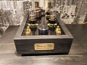 Tube Lamp Stereo Preamplifier tone control