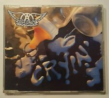 AEROSMITH - CRYIN 3 TRACK GERMAN MAXI CD SUPER HIT 1993