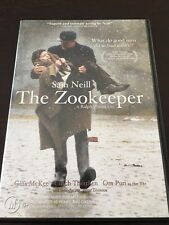 """Zookeeper"" Sam Neill, Om Puri (DVD, 2005, PAL Reg 4) *VGC*"
