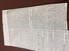 m7-4 ephemra 1889 article march 5th progress khartoum war report