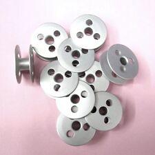 10 Aluminum Bobbin #155484-151 For Brother LS2-B877, LT2-B878 Sewing Machines