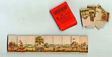 Landschaftslegespiel Myriorama Endlose Landschaft Reprint Biedermeier 24 Karten