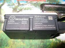 OEM Mazda Keyless Entry Receiver Module D01G-675DZ