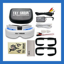 Fat Shark FSV1063 Dominator V3 modular FPV Headset- Newest Version- US Dealer