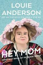 HEY MOM - ANDERSON, LOUIE - NEW HARDCOVER