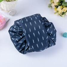 New Drawstring Toiletry Bag Lazy Makeup Bag Quick Pack Waterproof Travel Bags