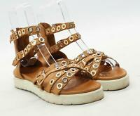 Inuovo Womens EU Size 38 Brown Sandals