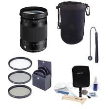 Sigma 18-300mm F3.5-6.3 DC Macro OS HSM Lens for Canon EOS w/Accessory Bundle