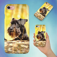ADORABLE ANIMAL BLACK BLUR HARD BACK CASE FOR APPLE IPHONE PHONE