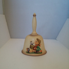 Vintage M J Hummel Goebel 1978 First Edition Annual Bell with Original Box