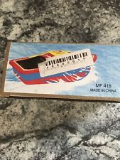 MF 418 Pop Pop tin boat made in China