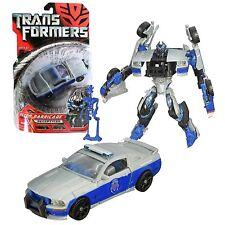 Transformers Movie Deluxe All Spark Power DECEPTICON RECON BARRICADE  NIB 2007