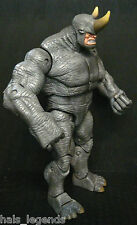 Marvel Legends Spider-Man's Fearsome Foes RHINO Rare!