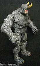 MARVEL Legends Spider-Man 's temibili nemici Rhino RARA!