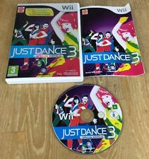 Just Dance 3 Special Edition - Nintendo Wii PAL UK GAME COMPLETE ☆☆☆FREE POST☆☆☆