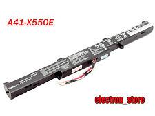 For ASUS 0B110-00220000M A41-X550E Battery 15V 2.9A X550Z X550ZA-SA100603E New!