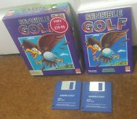Sensible Golf A Sensible Software Game for the Commodore Amiga