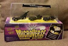 Batman MicroVerse Batmobile Collection Vehicles Toys 1996 Hasbro