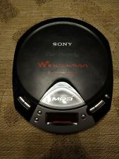 Sony D-Cj506Ck Portable Cd Player Works great.