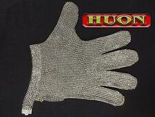 Ambidextrous 5 Finger Chain Mesh Glove - Small/Medium/Large/Extra Large