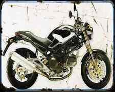 Ducati M900 Crono 98 A4 Metal Sign Motorbike Vintage Aged