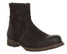 Zip Suede Upper Shoes for Men