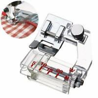 Bias Tape Binding Binder Foot For Domestic Sewing Machine Janome