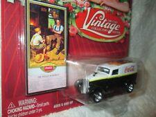 Johnny Lightning 33 Willly Panneau Van Livraison #10 2004 Ser Coke Coca-Cola