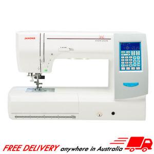 Janome Horizon MC8200QCP Sewing Machine Memory Craft Quilting Dressmaking Quilt
