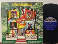 Temptations Psychedelic Shack EX MOTOWN psych funk AWESOME