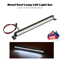Metal Roof Lamp LED Light Bar for 1:10 Traxxas  SCX10 D90 RC Rock Crawler Car AU