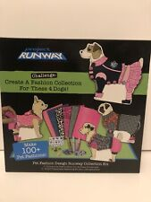 Project Runway Create A Fashion For Dogs Kit Rare