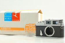 【Almost Unused】Yasuhara T981 安原一式 Film Camera for Leica L39 LTM From Japan