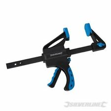 Silverline Quick Clamp Heavy Duty 150mm 324779