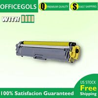 TN223 Yellow With Chip Toner For Brother MFC-L3710CW HL-L3210CW 1 PACK