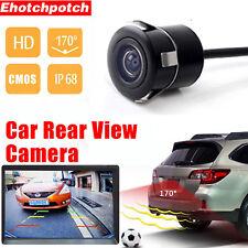 170° CMOS Car Rear View Reverse Backup Night Reversing Parking Back Up Camera