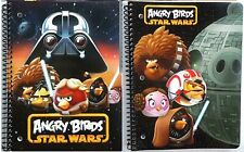 Star Wars Angry Birds 1 Subject Notebook - Pack of 2