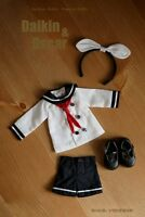 1/6 6-7 Dal BJD YOSD BB  dollfie Doll boy School uniform toy clothe s15