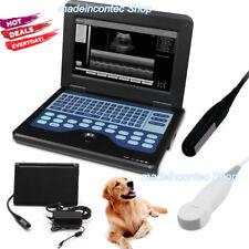 Vet Veterinary Ultrasound Scanner Laptop Machine CMS600P2+Two Probe CONTEC USA