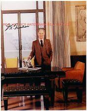 ** PIERRE TRUDEAU ** Prime Minister of Canada Autographed 8x10 Photo (RP)