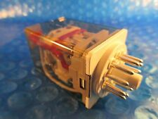 Hongfa Octal Type Plug-in Relay 3 Pole Change Over Contacts HF10FH -024D-3ZTDJ