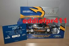 1/43 SIGNED 2009 FORD FG FALCON MARK WINTERBOTTOM FPR PERFORMANCE ORRCON RACING